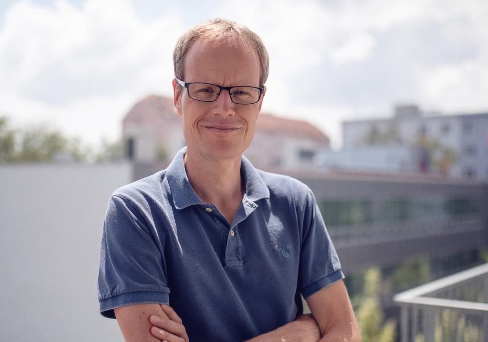 Martin Žídek, – technický ředitel a odborník na síťovou bezpečnost