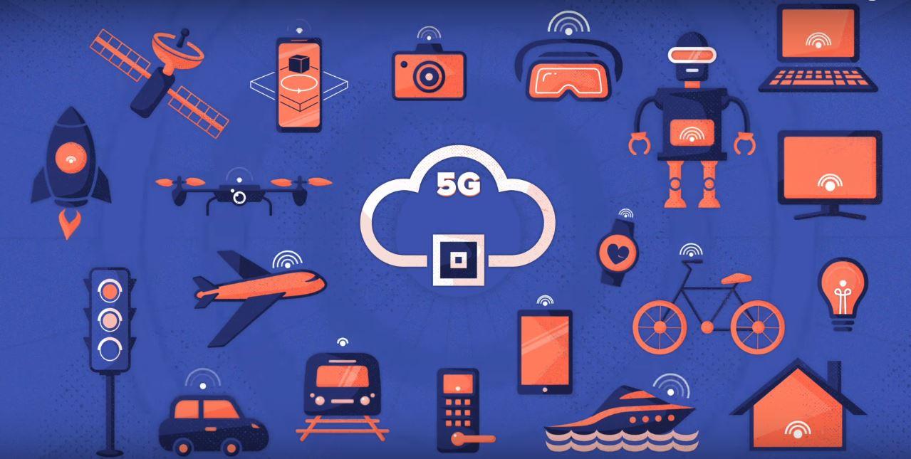 5G sítě umožní rozvoj mnoha technologií.