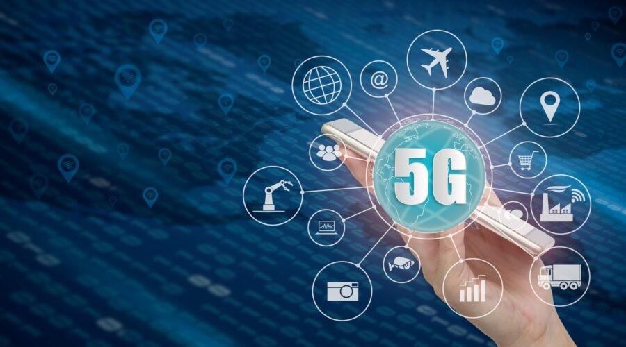 5G sítě ovlivní zejména průmysl a nové technologie.