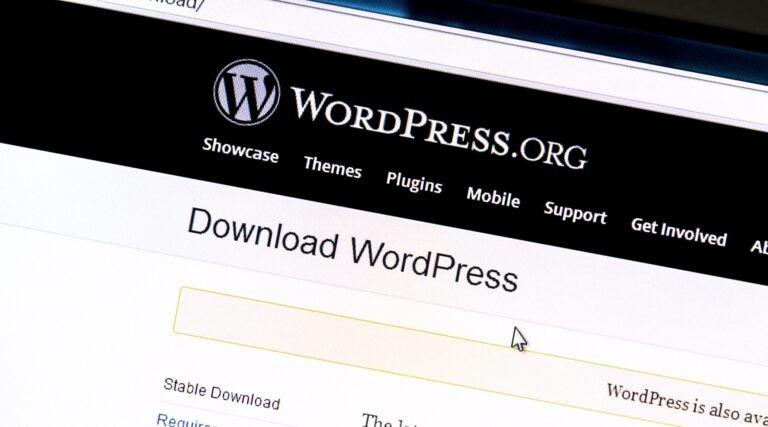 Naučte se pokročilé věci ve Wordpressu.