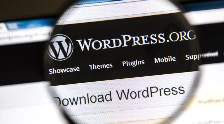 Wordpress je nejoblíbenější CMS.