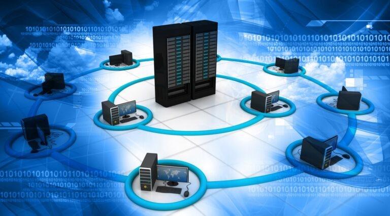 Cloud hosting vám usnadní práci.