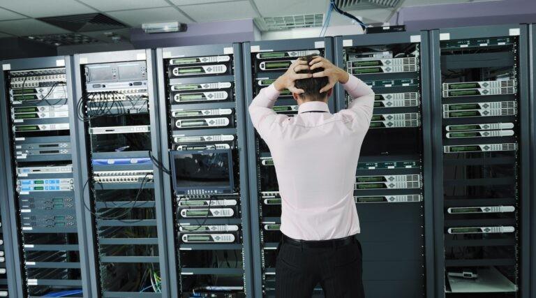 Přírodní katastrofy jsou osudné pro velkou část datových center.