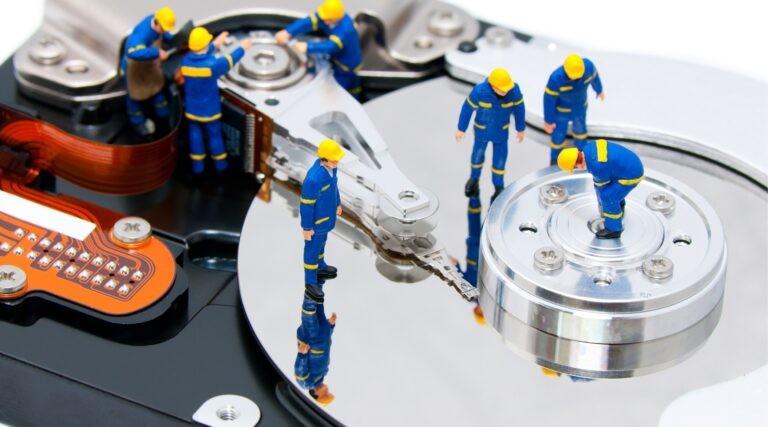 Spolehlivý backup zachrání vaše data.