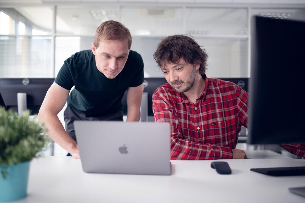 Virtuální servery spravuje zkušený tým administrátorů.