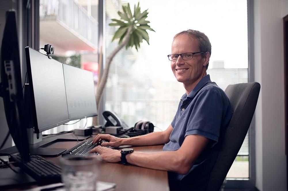 Martin Žídek, technický ředitel MasterDC