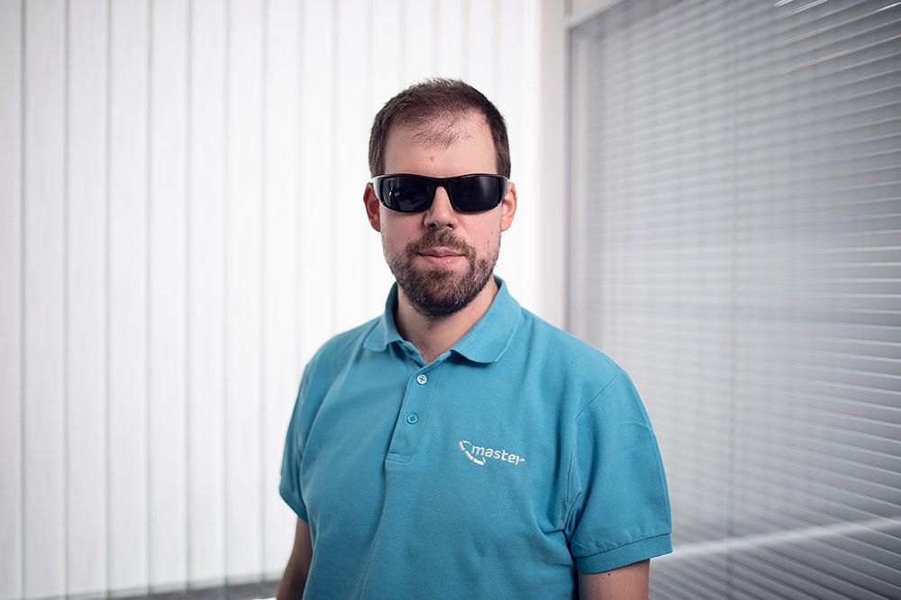 Roman Kabelka, auditor přístupnosti webu