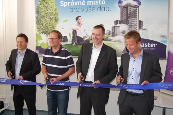 Otevření ekologického sálu MasterDC