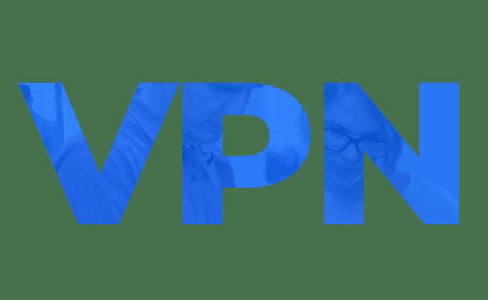 Firemní síť VPN