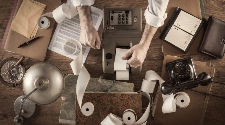 Účetní software ušetří spoustu času a starostí.