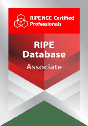 RIPE Database Associate – Logo